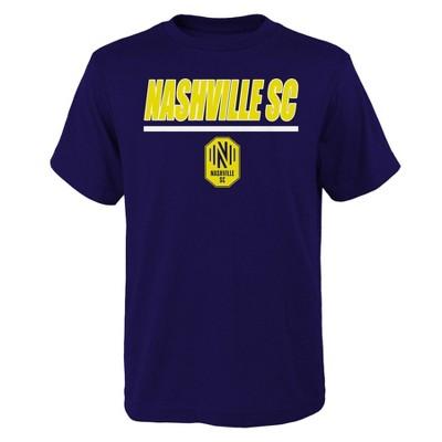 MLS Nashville SC Boys' Short Sleeve T-Shirt