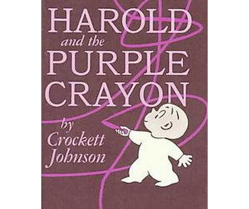 Harold and the Purple Crayon (Hardcover) (Crockett Johnson) - image 1 of 1