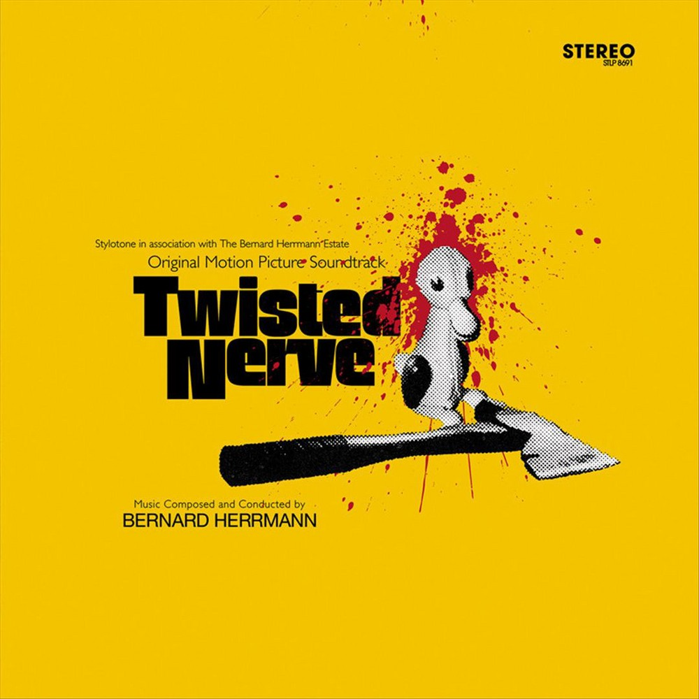 Bernard Herrmann - Twisted Nerve:Super Deluxe Edition (O (Vinyl)