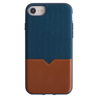Evutec Apple iPhone 8/7/6s/6 Northhill Case with AFIX Mount - Navy