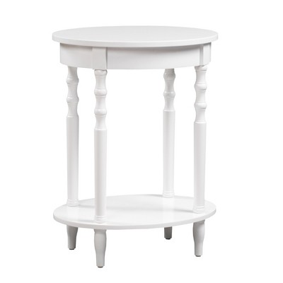 Classic Accents Brandi Oval End Table - Breighton Home