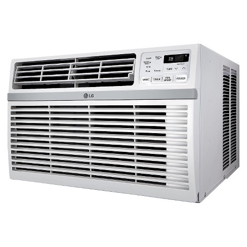 LG - 24500-BTU 230V Window-Mounted Air Conditioner with Remote Control - White - image 1 of 3