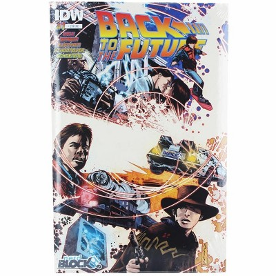 Nerd Block Back To The Future Issue #1 Comic Book (1:10 Variant Cover)