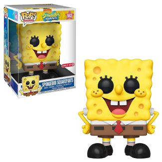 "Funko POP! Animation: 10"" SpongeBob SquarePants (Target Exclusive)"