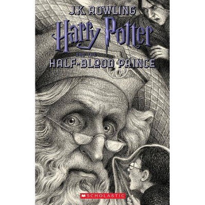 Harry Potter and the Half-blood Prince Harry Potter - by J. K. Rowling