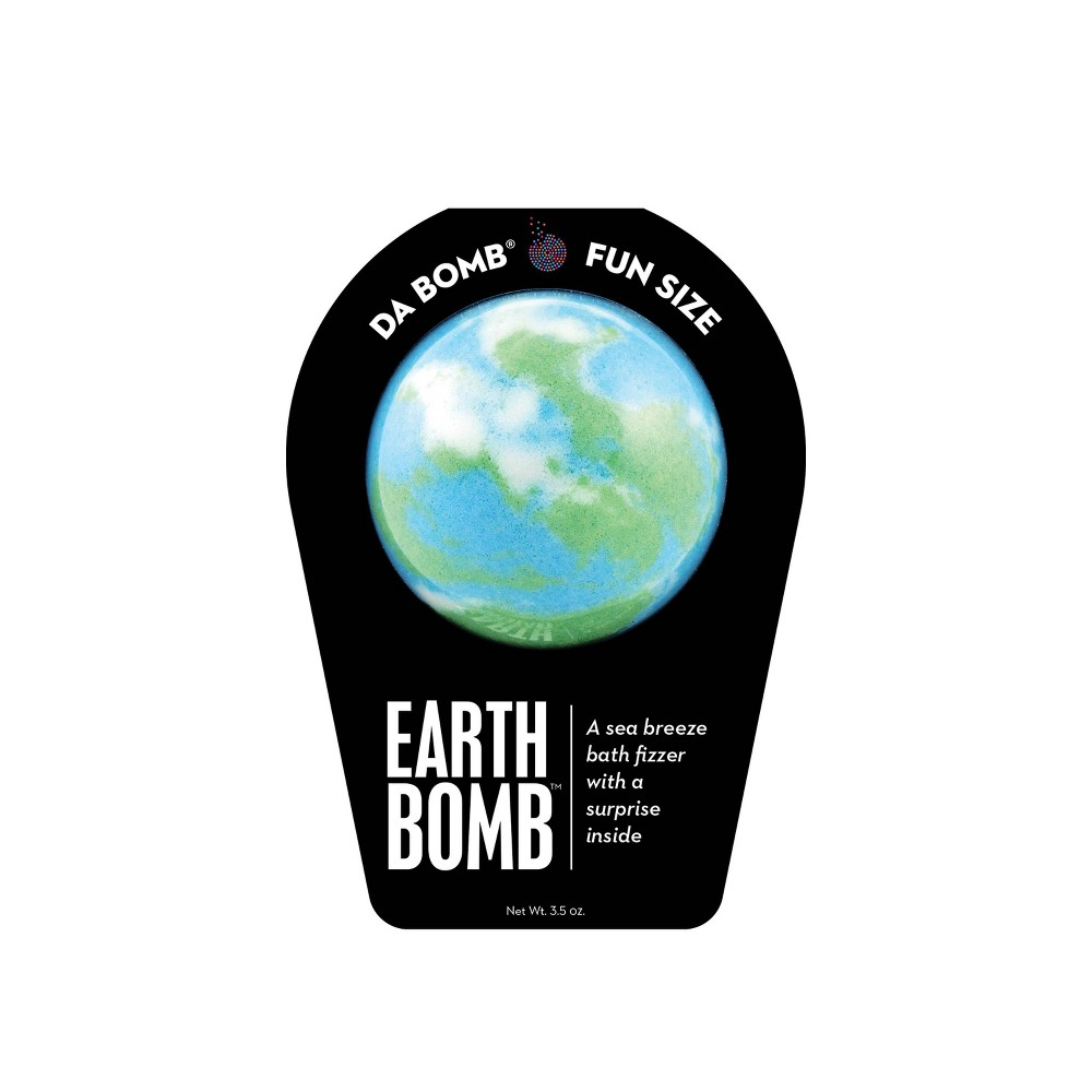 Image of Da Bomb Bath Fizzers Earth Bath Bomb - 3.5oz