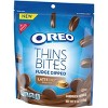 Oreo Thins Bites Fudge Dipped Latte Sandwich Cookies  - 6oz - image 3 of 4