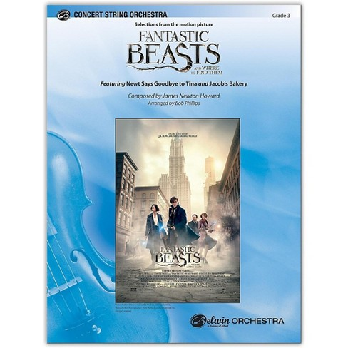 BELWIN Fantastic Beasts and Where to Find Them 3 - image 1 of 1