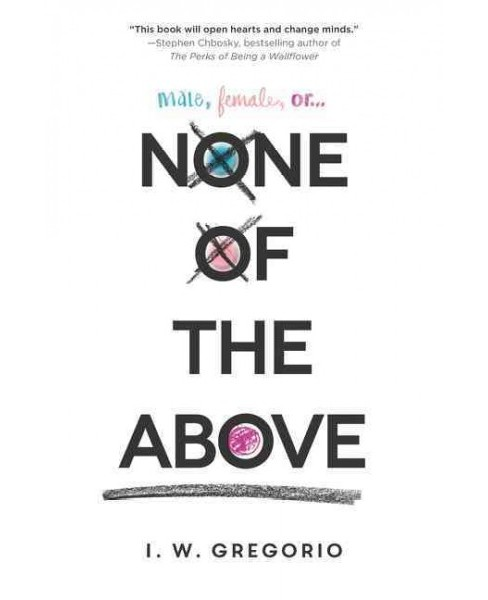 None of the Above -  Reprint by I. W. Gregorio (Paperback) - image 1 of 1