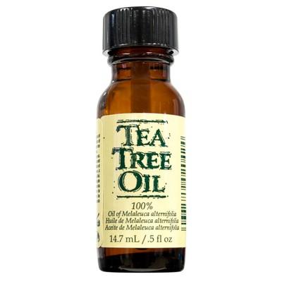 Gena Tea Tree Oil of Melaleuca -  0.5 fl oz
