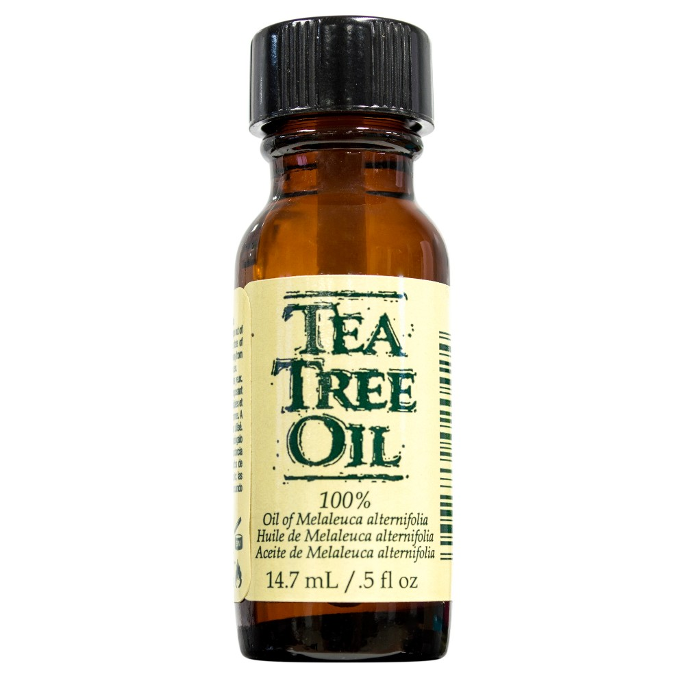 Image of Gena Tea Tree Oil of Melaleuca - 0.5 fl oz