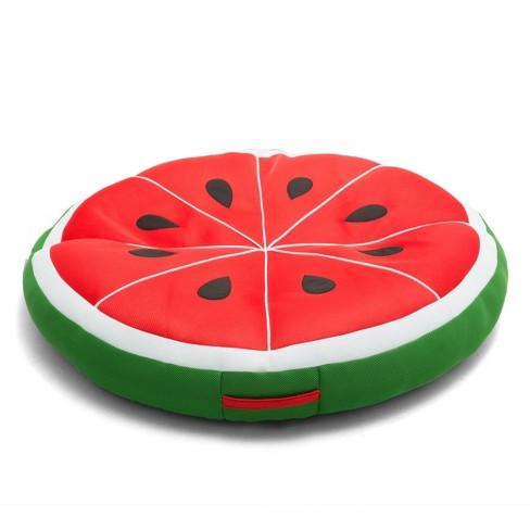 Tremendous Big Joe Watermelon Bean Bag Pool Float Cjindustries Chair Design For Home Cjindustriesco