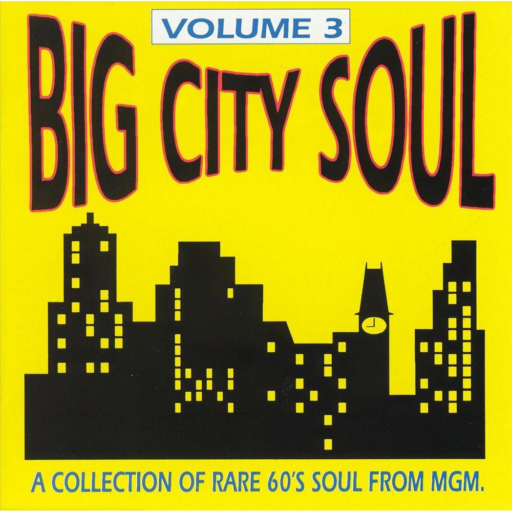 Various - Big city soul vol 3 (CD)