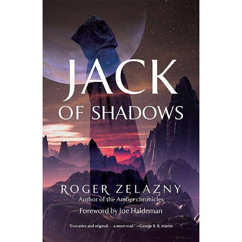 Jack of Shadows - (Rediscovered Classics) by  Roger Zelazny (Paperback) - image 1 of 1