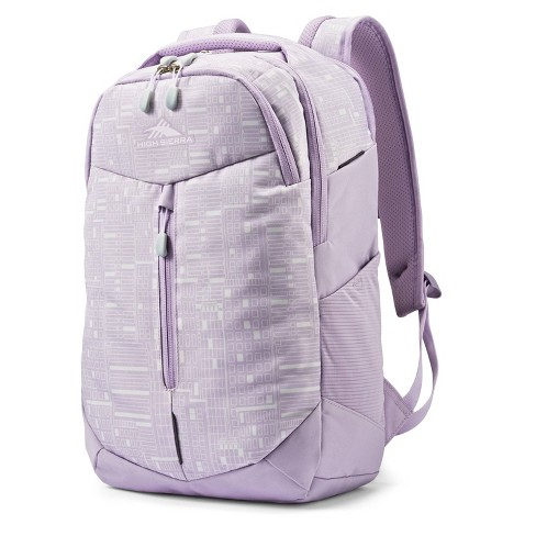 """High Sierra Swerve Pro 18"""" Backpack - Cityscape - image 1 of 4"""