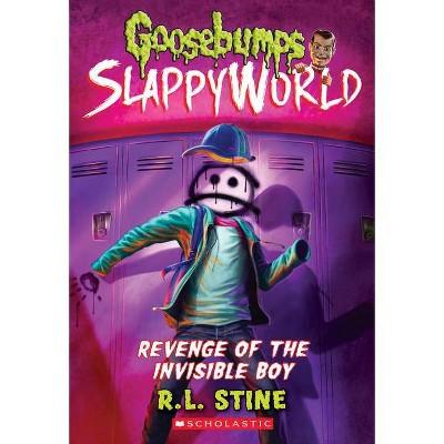 Revenge of the Invisible Boy - (Goosebumps Slappyworld) by R. L. Stine (Paperback)
