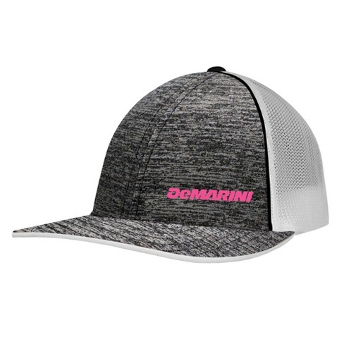 DeMarini Offset Logo Heather Baseball Softball Trucker Hat   Target 8b73c16d17ff