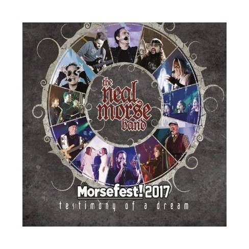 Neal Band Morse - Morsefest 2017: The Testimony Of A Dream (CD) - image 1 of 1