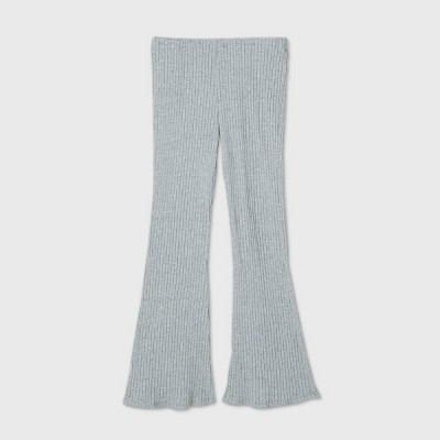 Girls' Rib Flare Pants - art class™
