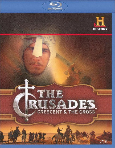 Crusades crescent & the cross (Blu-ray) - image 1 of 1