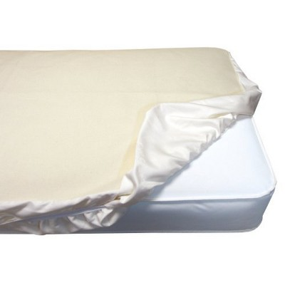 Naturepedic Organic Cotton Mattress Protector for Crib