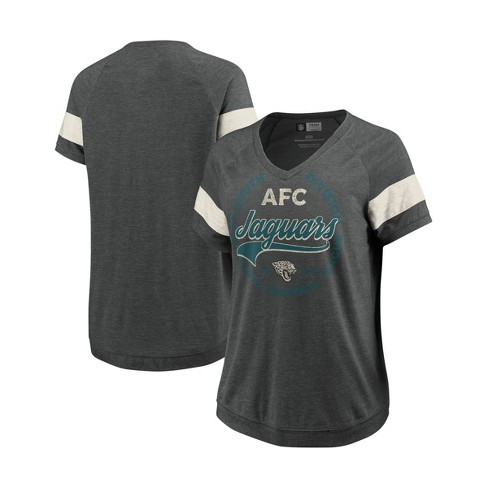 wholesale dealer b3ee9 99bc7 NFL Jacksonville Jaguars Women's Vintage Legend T-Shirt