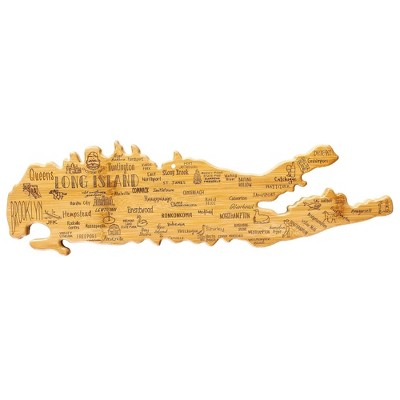 Totally Bamboo Destination Long Island Serving and Cutting Board