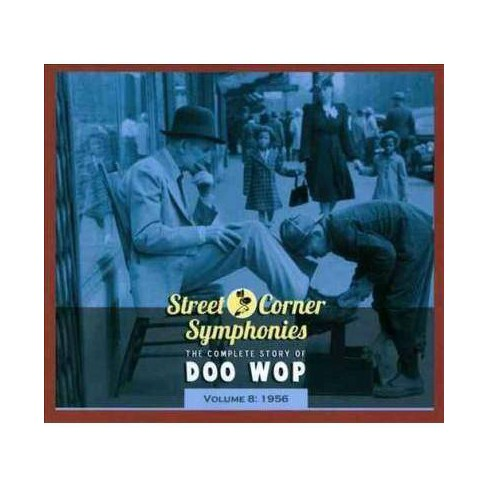 Various - Street Corner Symphonies: 1956 (CD) - image 1 of 1