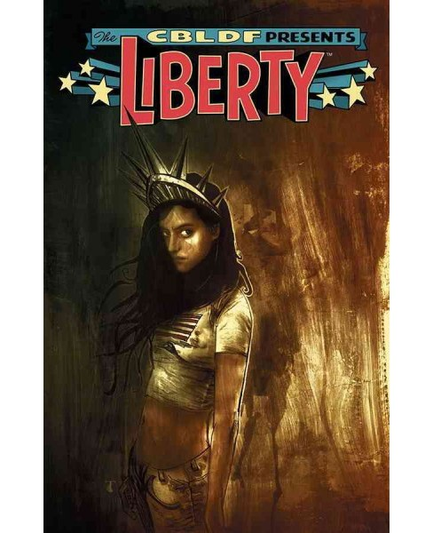 CBLDF Presents : Liberty (Paperback) - image 1 of 1