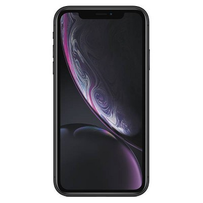 Consumer Cellular Apple iPhone XR (64GB) - Black