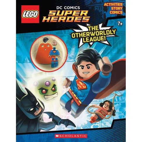 The Otherworldly League (Lego DC Comics Super Heroes: Activity Book with Minifigure) - by  Ameet Studio - image 1 of 1