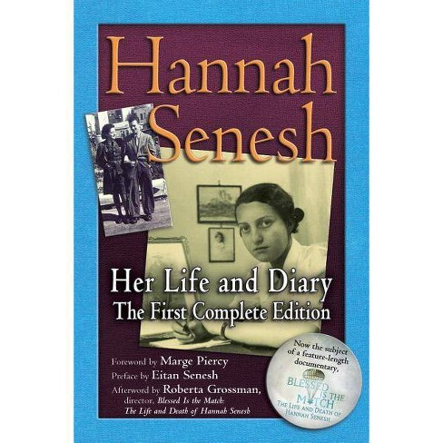 Hannah Senesh - (Paperback) - image 1 of 1
