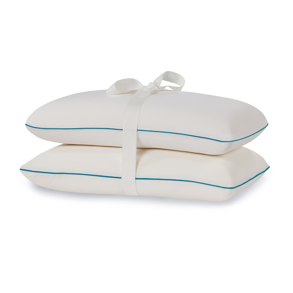 Image of Comfort Revolution Memory Foam Bed Pillow - White (Twin Pack)