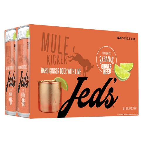 Jed's® Mule Kicker - 6pk / 12oz Cans - image 1 of 1