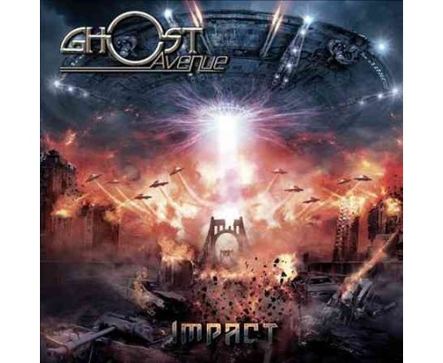 Ghost Avenue - Impact (CD) - image 1 of 1