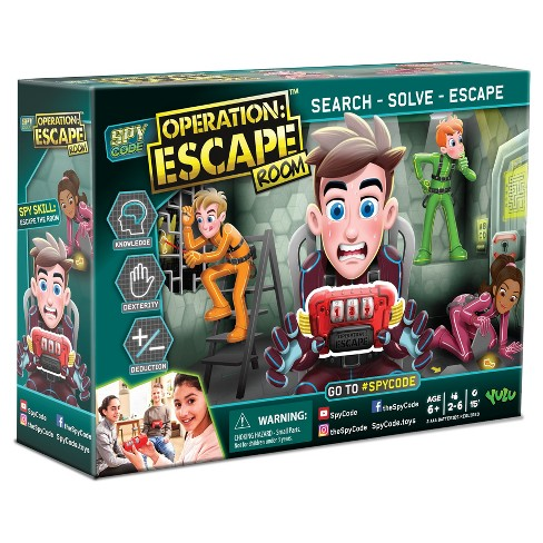 Yulu Operation Escape Board Game - image 1 of 15