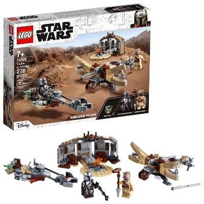 LEGO Star Wars: The Mandalorian Trouble on Tatooine 75299