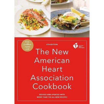 The New American Heart Association Cookbook, 9th Edition -