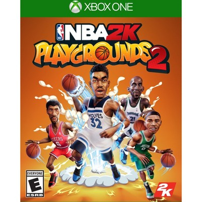 NBA 2K: Playgrounds 2 - Xbox One
