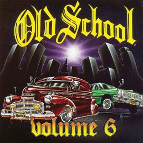 Old school 6 - Old school 6 (CD) - image 1 of 1