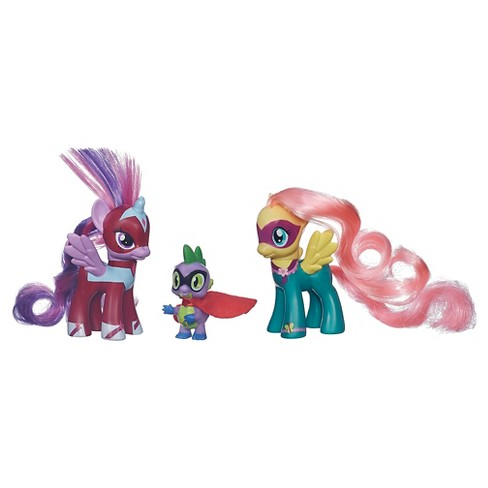 My Little Pony 2-Pack with Spike the Dragon Figure - image 1 of 5