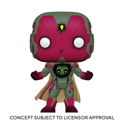 Funko POP! Marvel: What If...? - Zola Vision (Target Exclusive)
