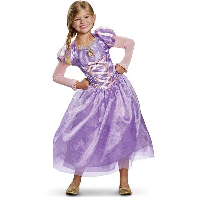 Disney Princess 2018 Rapunzel Deluxe Child Costume