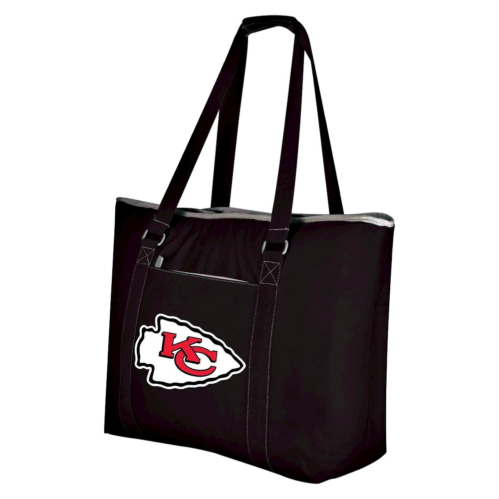 Kansas City Chiefs - Tahoe Cooler Tote by Picnic Time (Black)