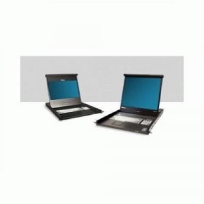 Raritan T1900-LED 19IN LED LCD KVM Drawer USB/DVI Back-Light USB 2.0 Console