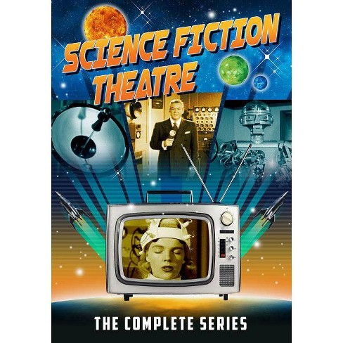 Science Fiction Theatre: The Complete Series (DVD) - image 1 of 1