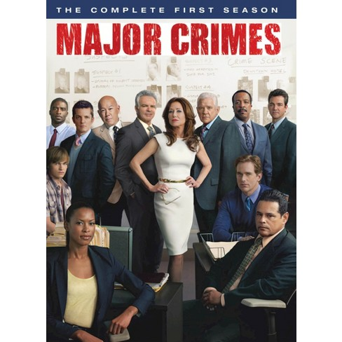 Major Crimes: The Complete First Season (3 Discs) (DVD) - image 1 of 1