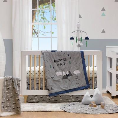 Lolli Living Crib Bedding Set - Peaks - 4pc