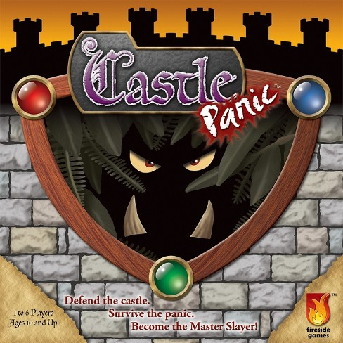 Castle Panic Board Game - image 1 of 2