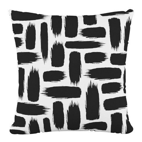Outdoor Throw Pillow Baja Shadow  Furniture Mfg - Skyline Furniture - image 1 of 4
